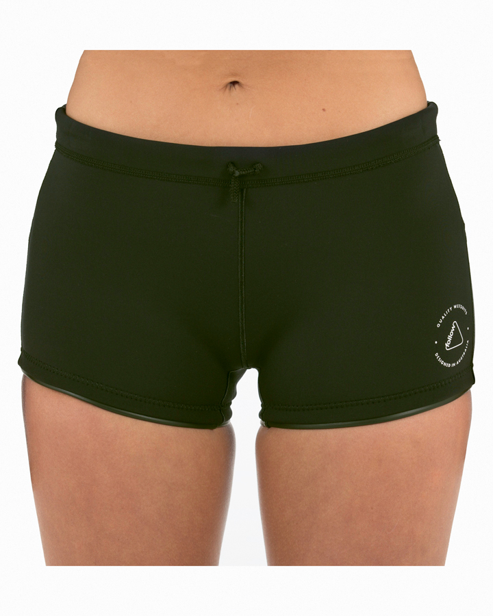 1.5MM PRO WETTY SHORTS OLIVE FOLLOW 2018