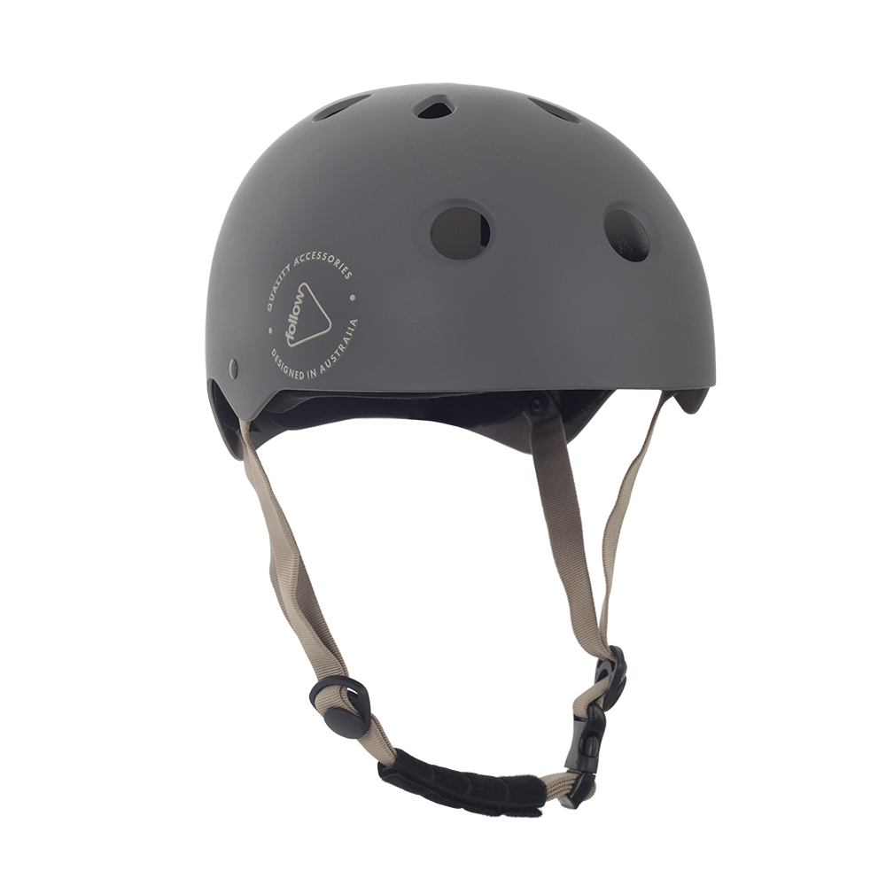 SAFETY FIRST HELMET - GREY FOLLOW 2019