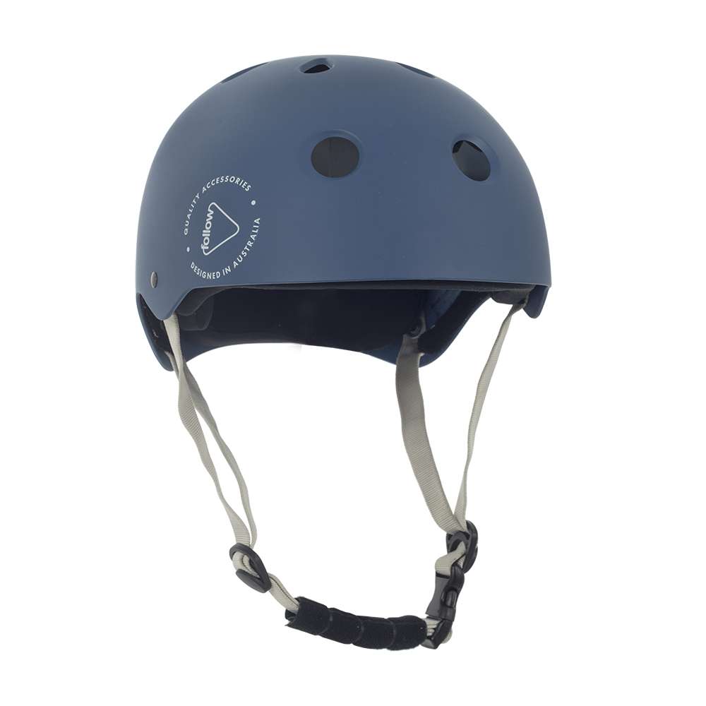 SAFETY FIRST HELMET - NAVY FOLLOW 2019
