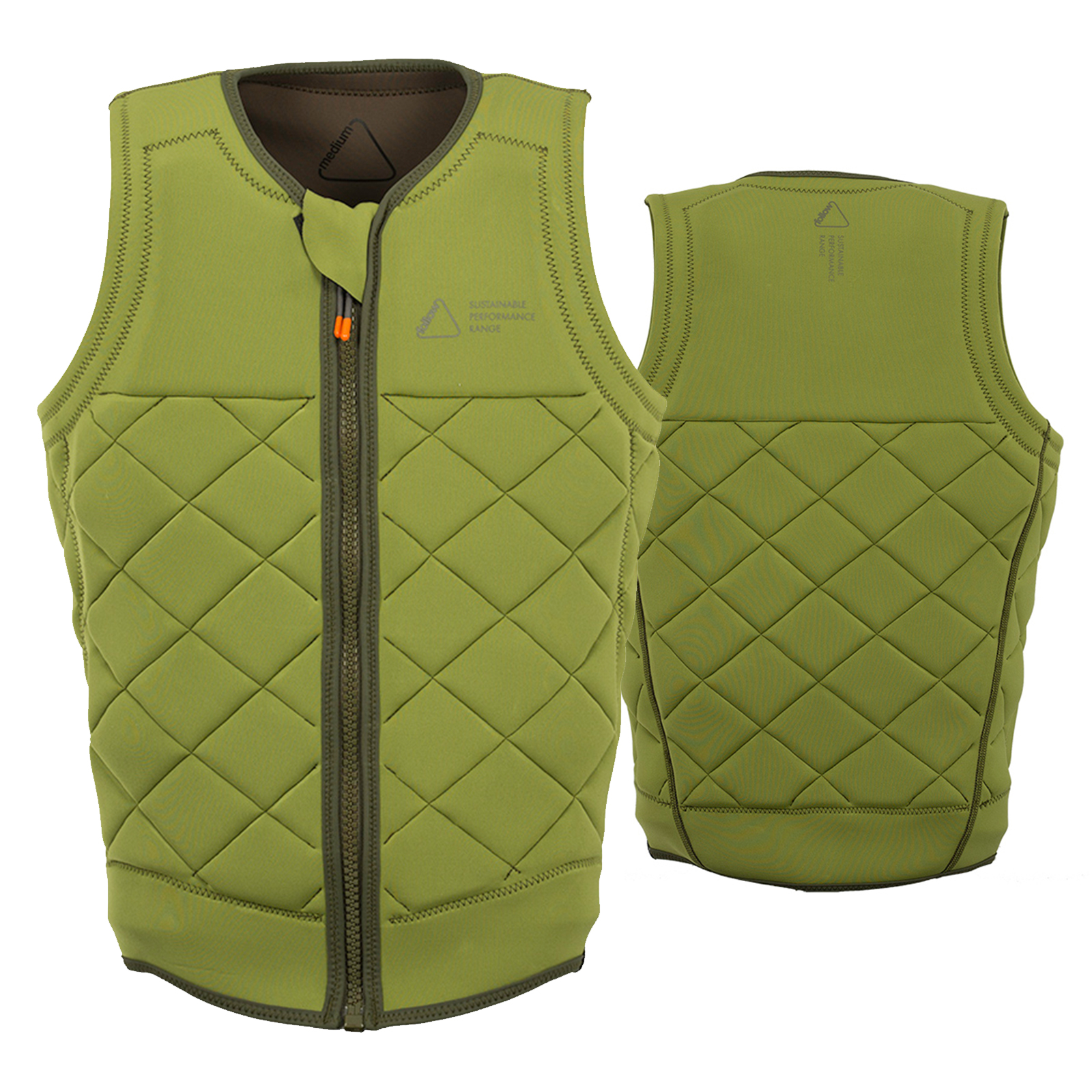 S.P.R MEN'S IMPACT VEST REED FOLLOW 2018