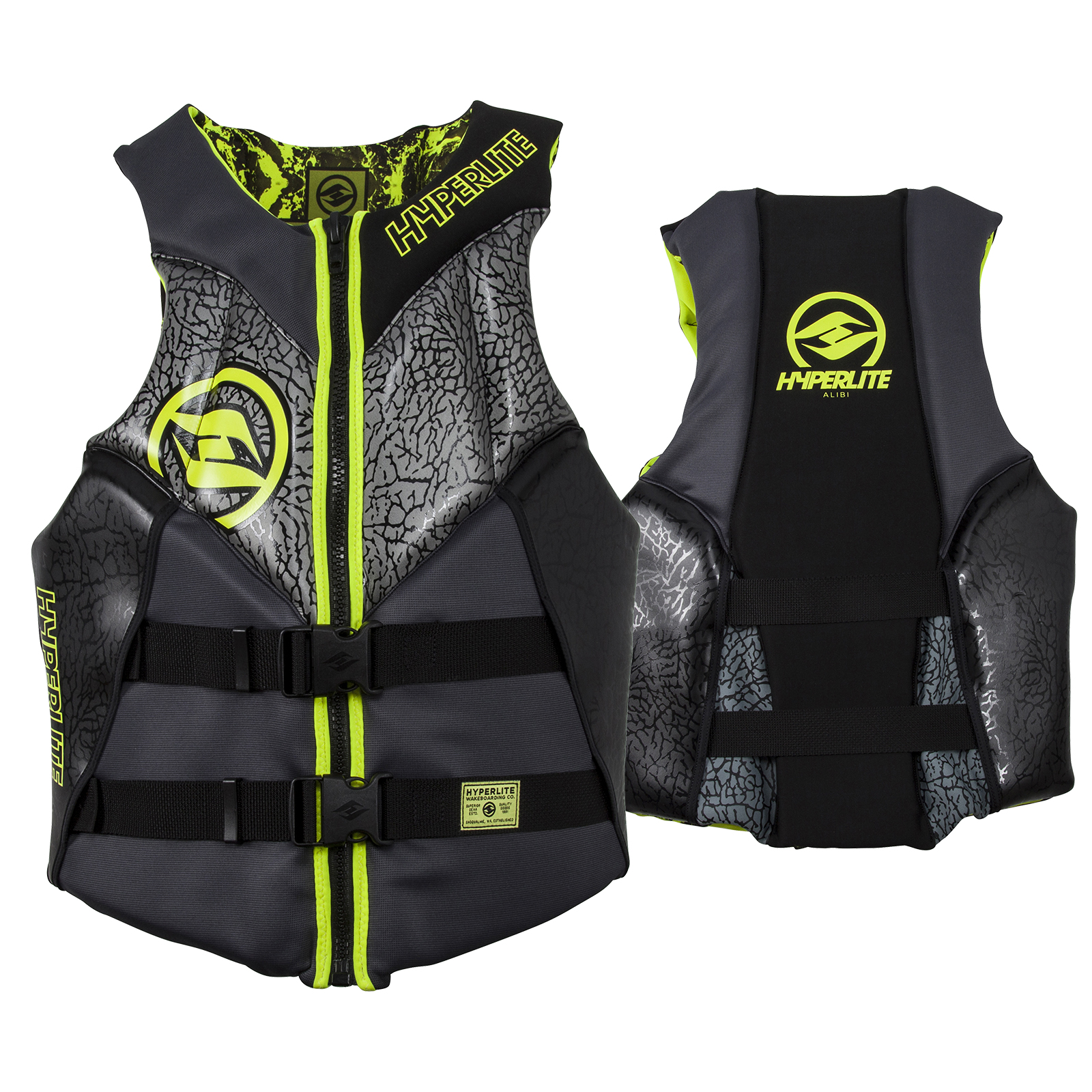 MEN'S ALIBI NEO VEST HYPERLITE 2018