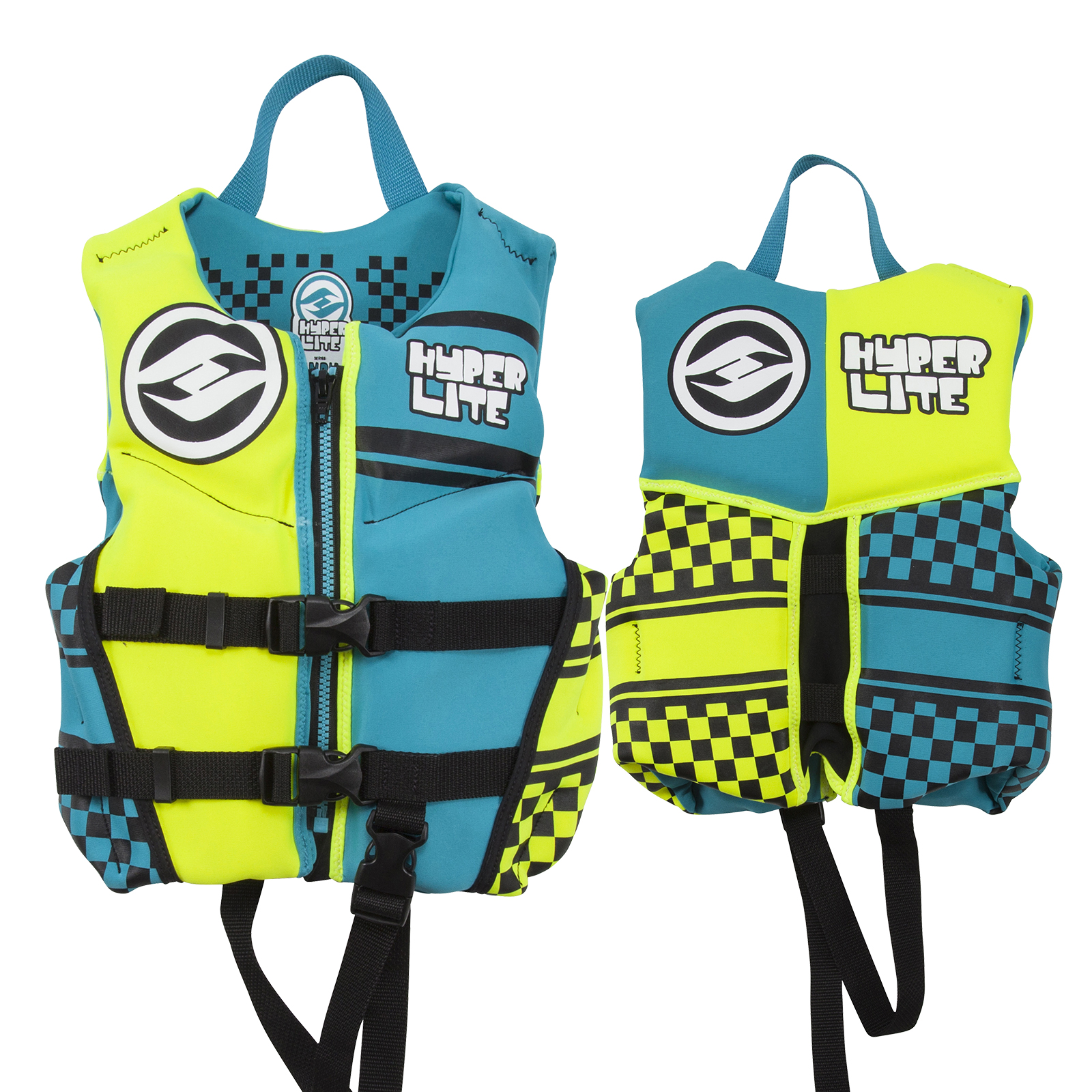 BOY'S  CHILD INDY NEO VEST 13-23KG HYPERLITE 2018