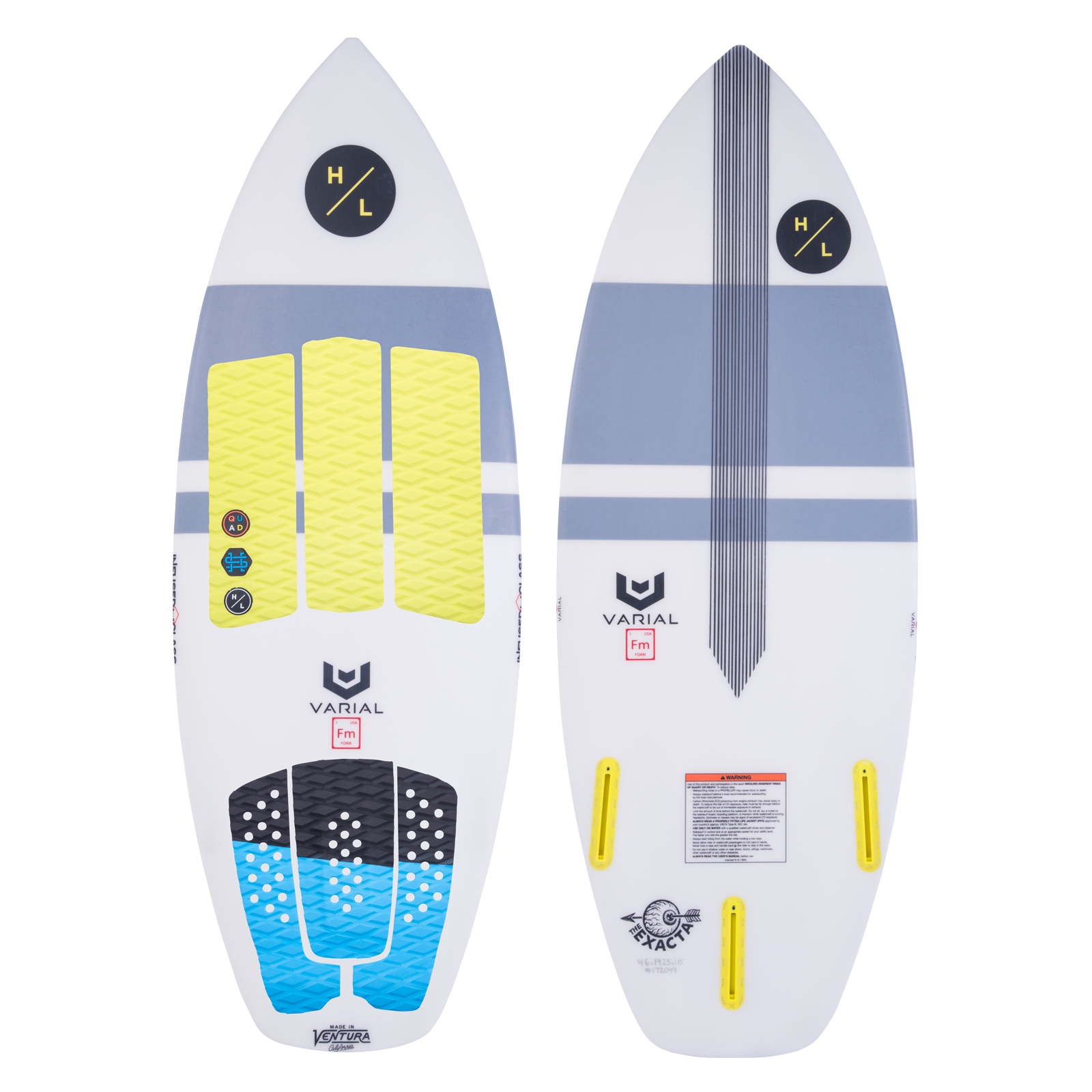 EXACTA WAKESURFER PACKAGE HYPERLITE 2018