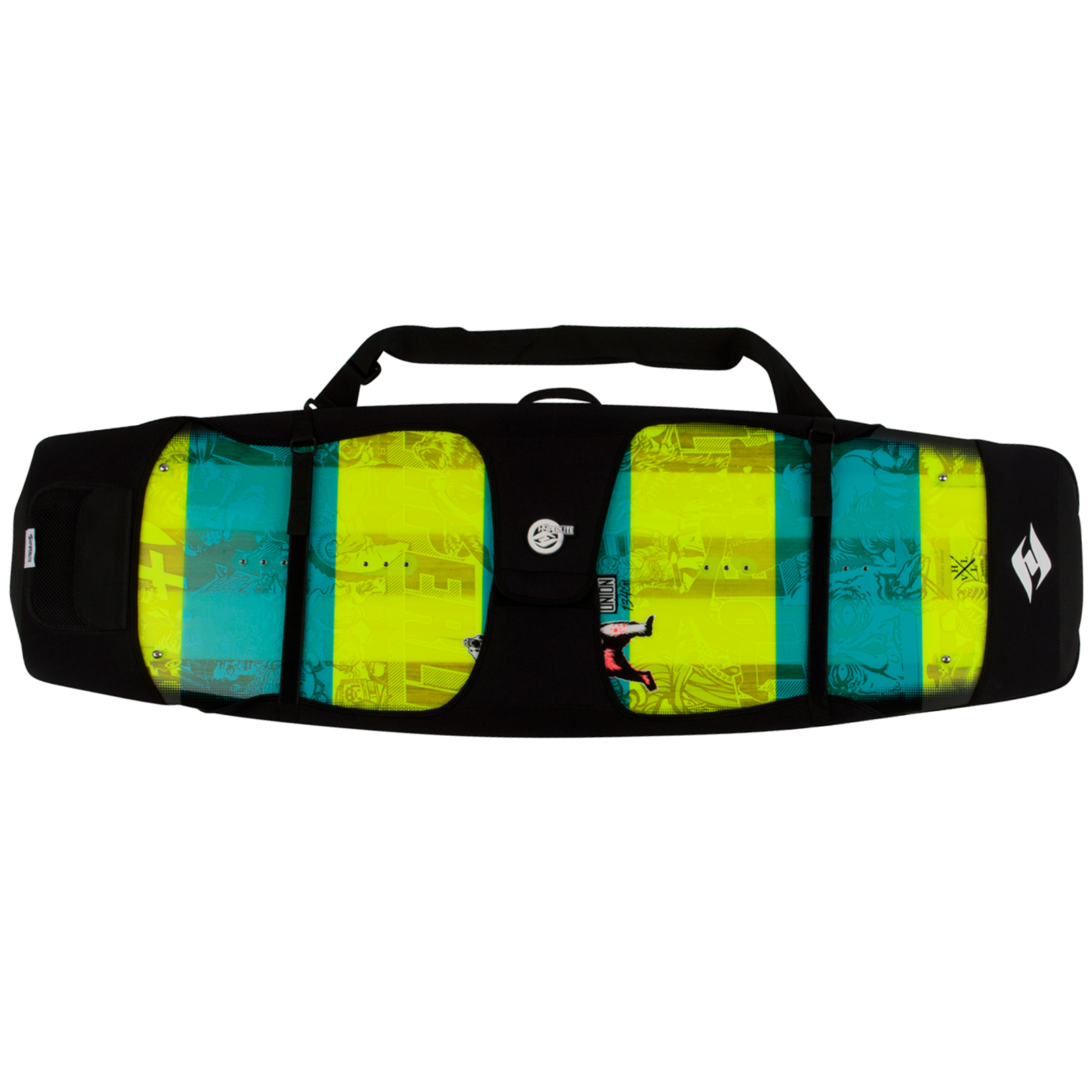 WAKEBOARD RUBBER WRAP  131-147 HYPERLITE 2018