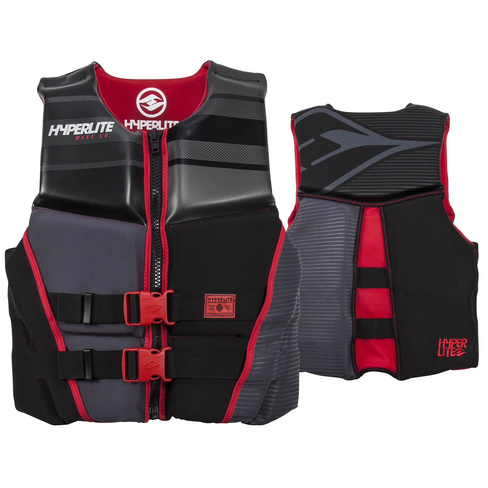 PRIME NEO VEST - RED HYPERLITE 2018