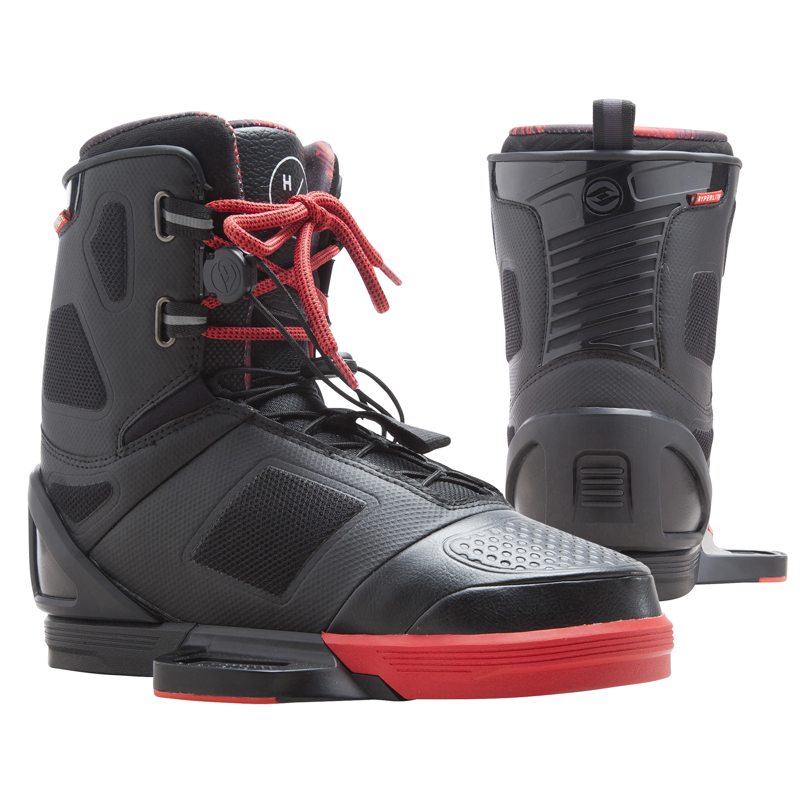 RIOT BOOT - RED HYPERLITE 2018