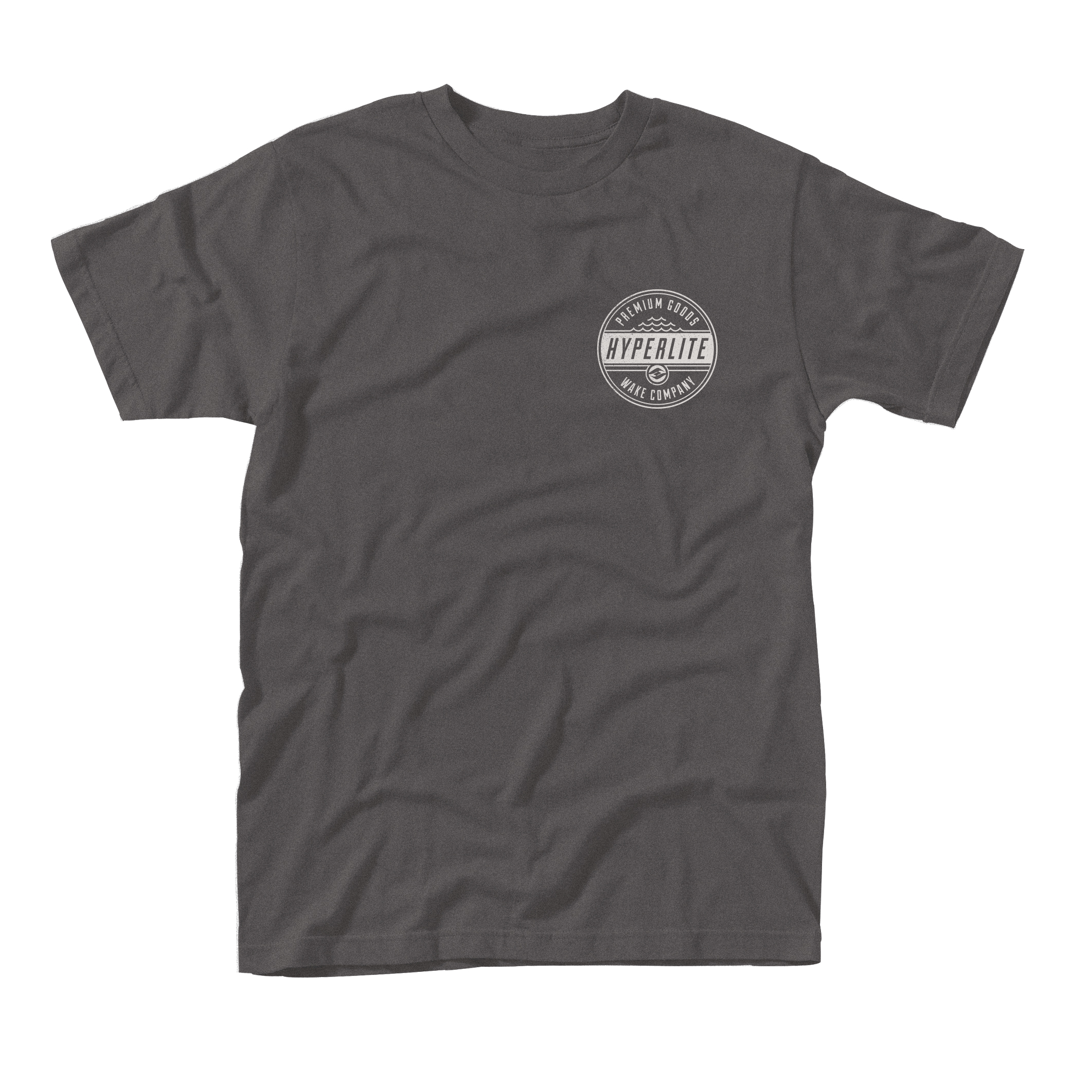 WAKE TEE - CHARCOAL HYPERLITE 2018