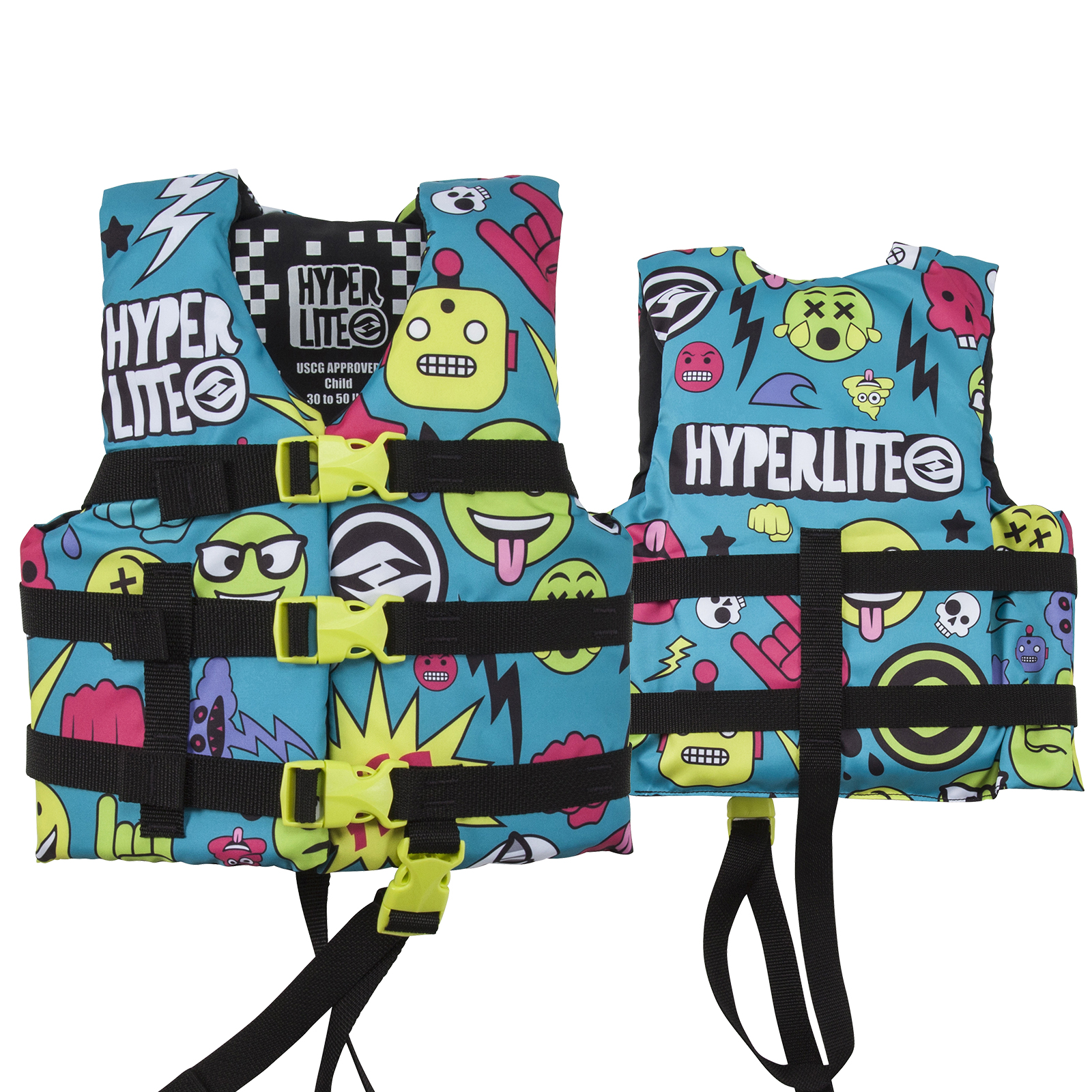 CHILD UNITE VEST 13-23KG HYPERLITE 2018