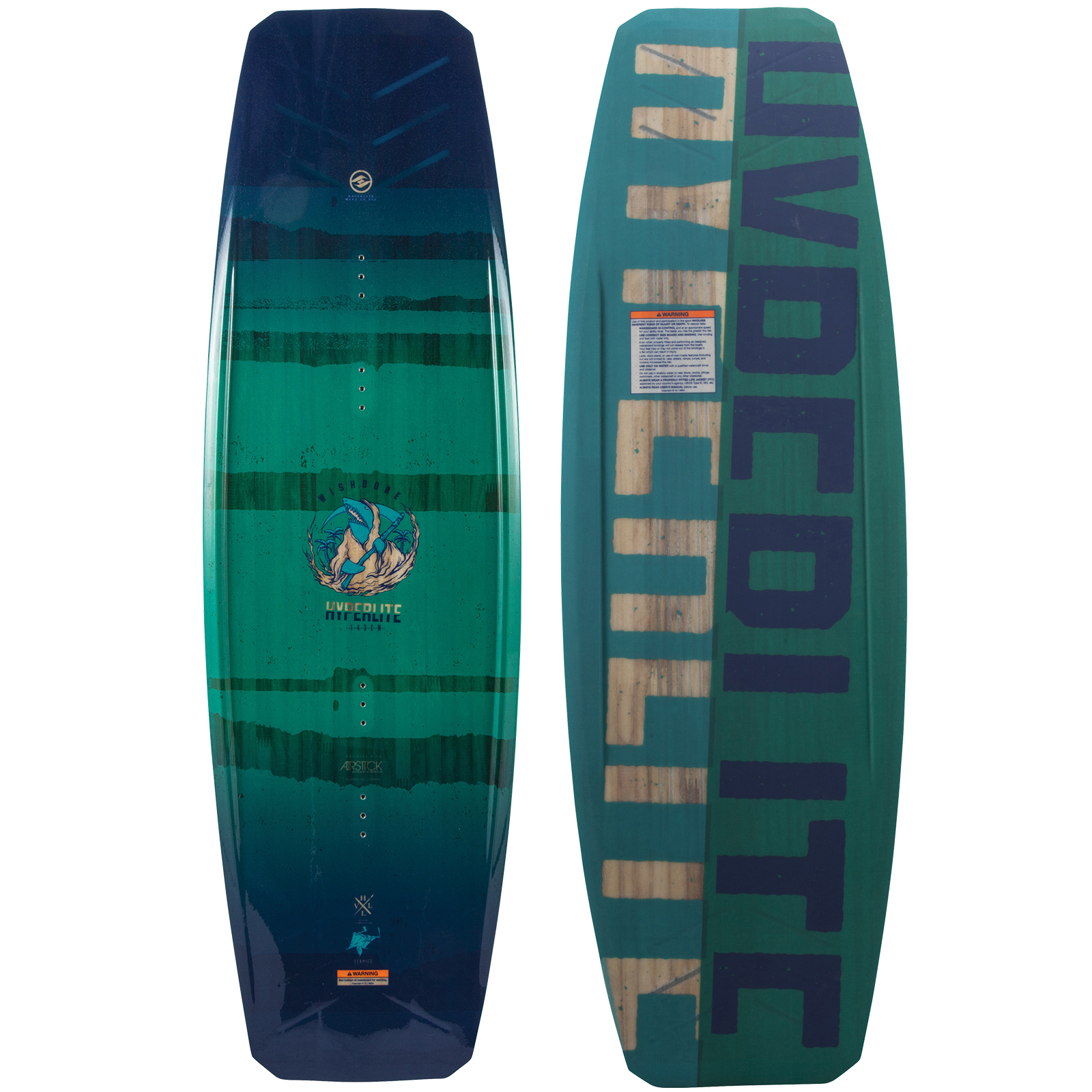 WISHBONE WAKEBOARD HYPERLITE 2018