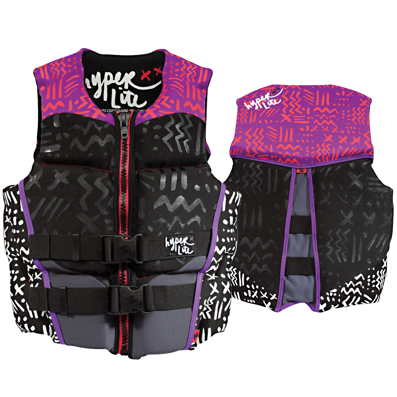 WOMEN'S AMBITION NEO VEST HYPERLITE 2018