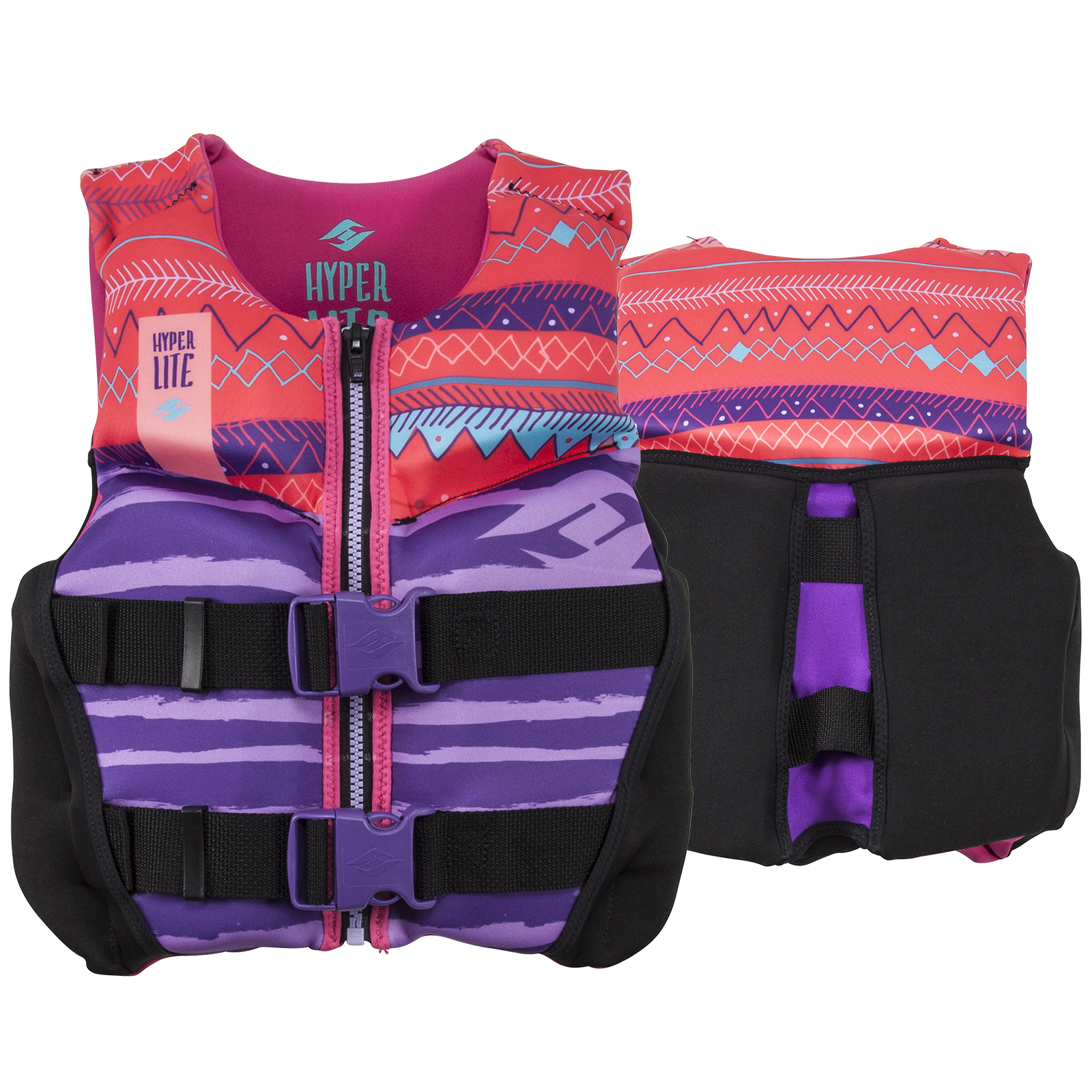 GIRL'S YOUTH INDY NEO VEST SM 22-40KG HYPERLITE 2018