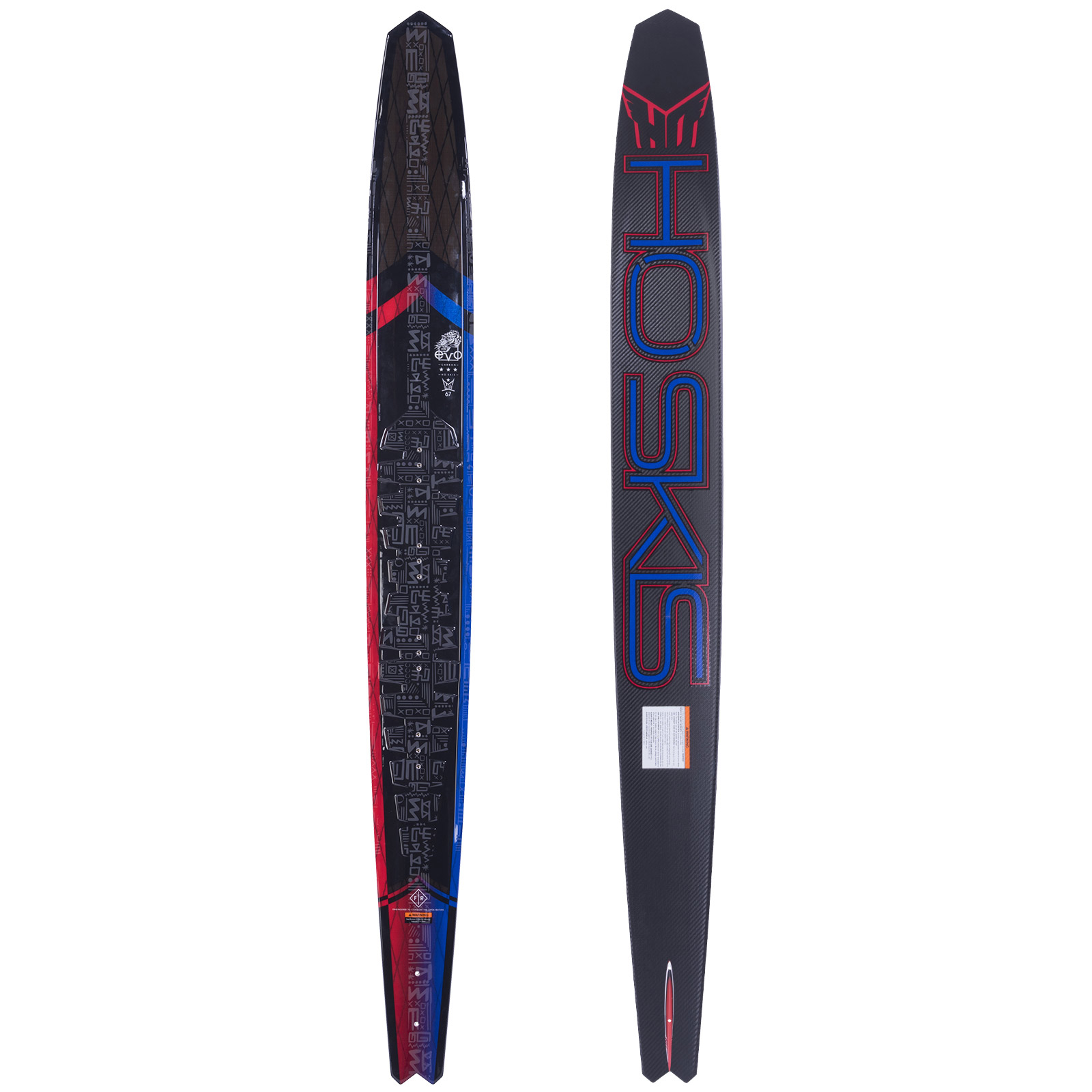 EVO CARBON WATERSKI HO SPORTS 2018