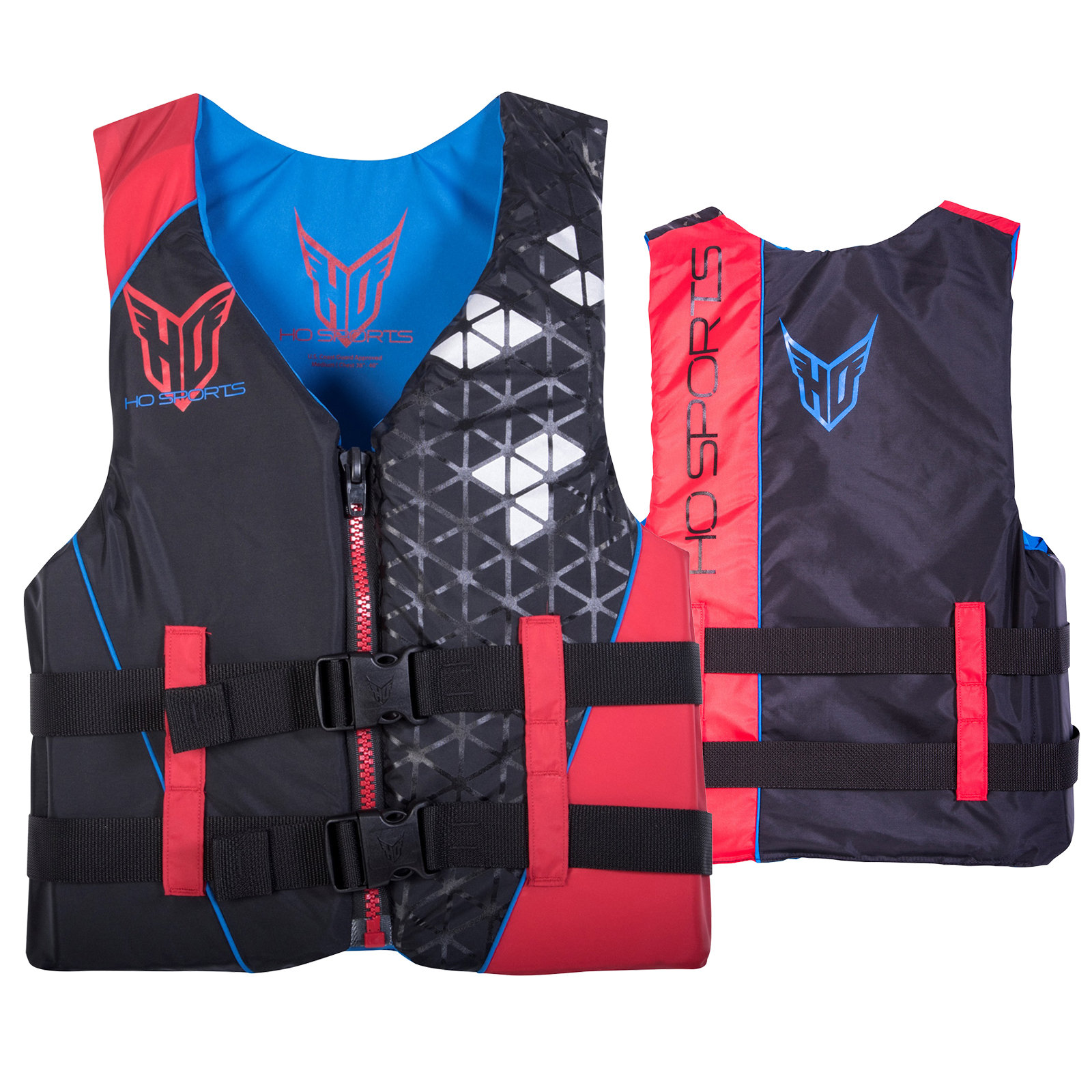 INFINITE LIFE VEST - RED HO SPORTS 2018