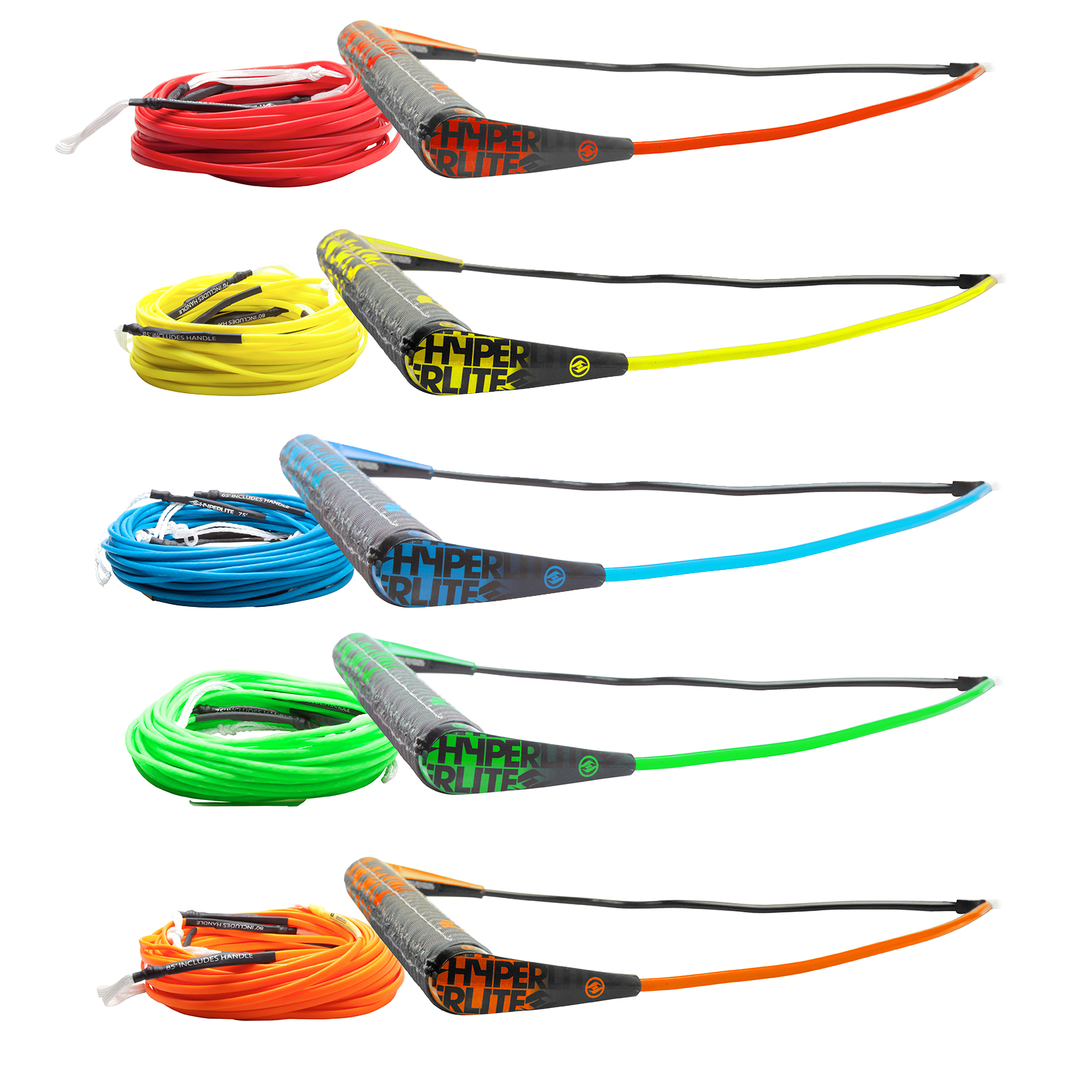 TEAM HANDLE W/X-LINE PACKAGE HYPERLITE 2018