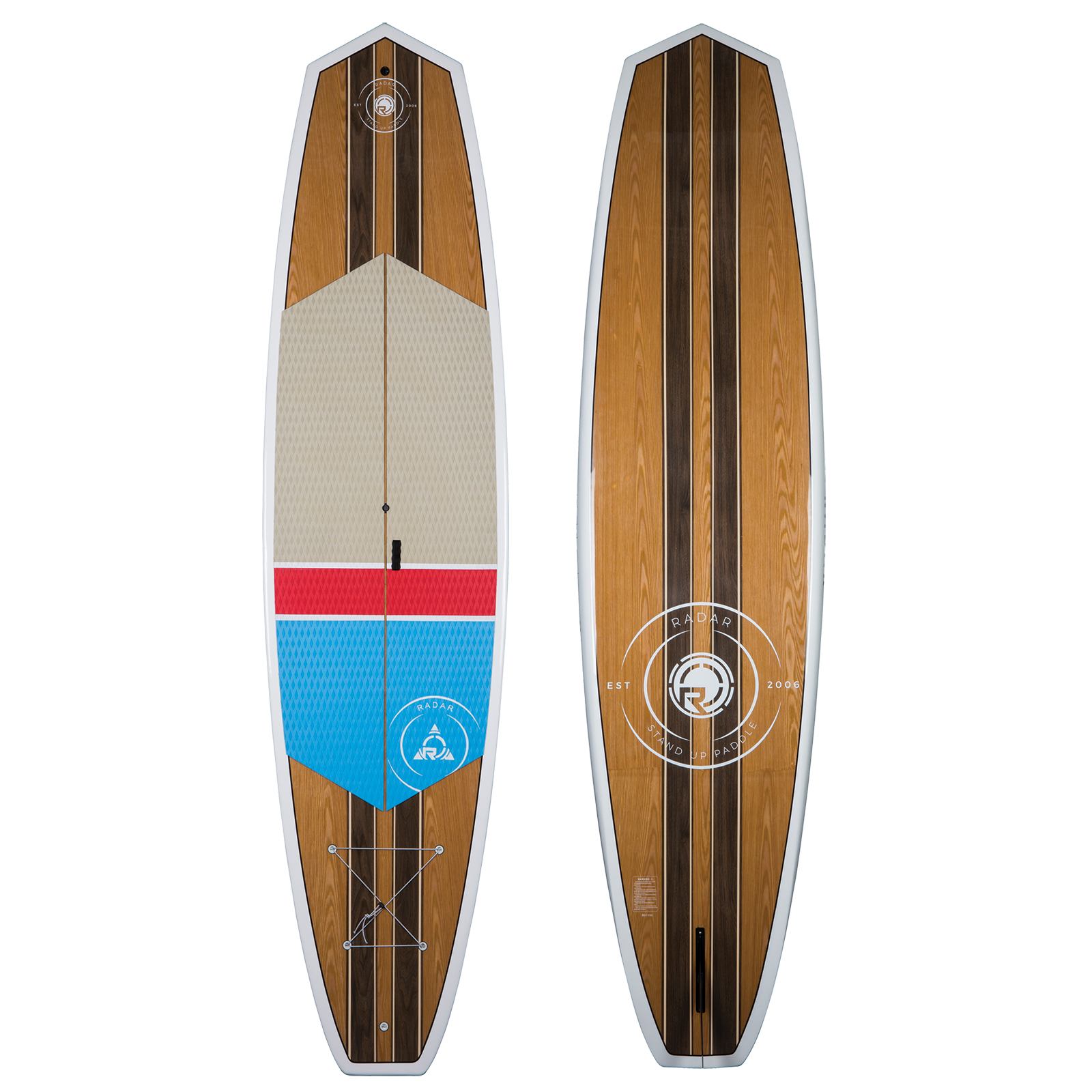 TOTEM CROSSOVER / YOGA - VINTAGE WOODY - 12'3'' W/ BAG RADAR 2018