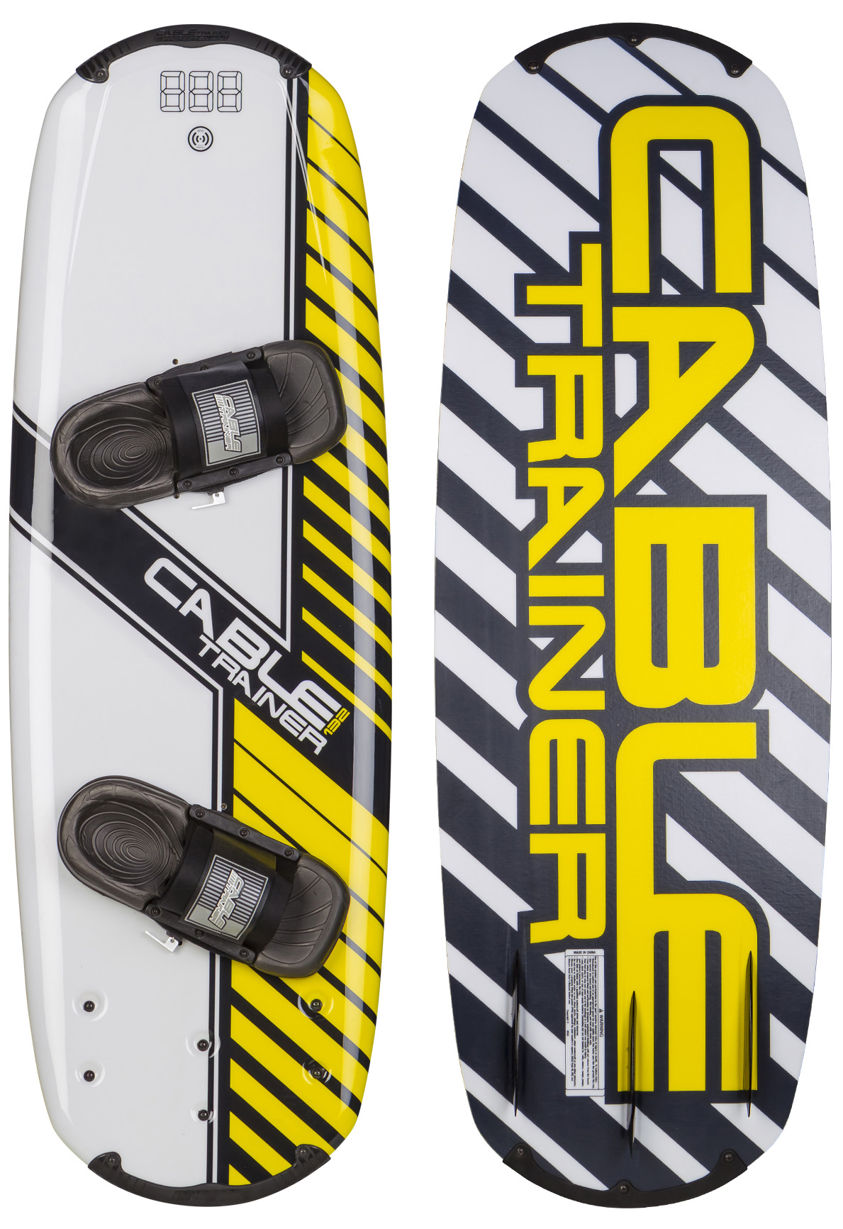 CABLE TRAINER 132 JR. WAKEBOARD - YELLOW RONIX 2018