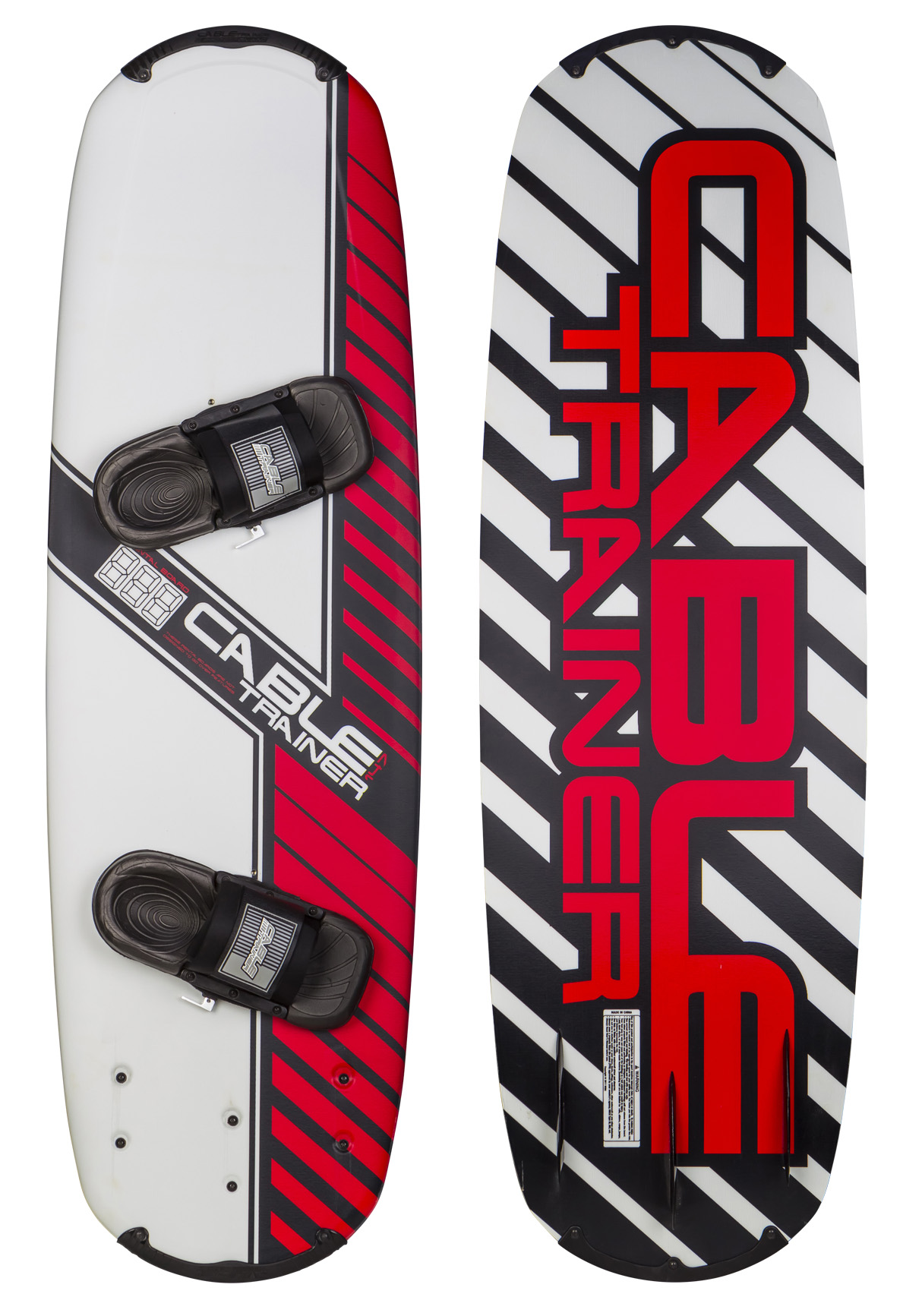 CABLE TRAINER 147 WAKEBOARD - RED RONIX 2018