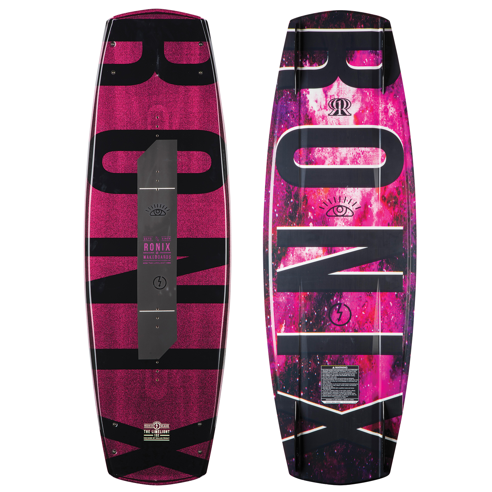 LIMELIGHT ATR EDITION WAKEBOARD RONIX 2018