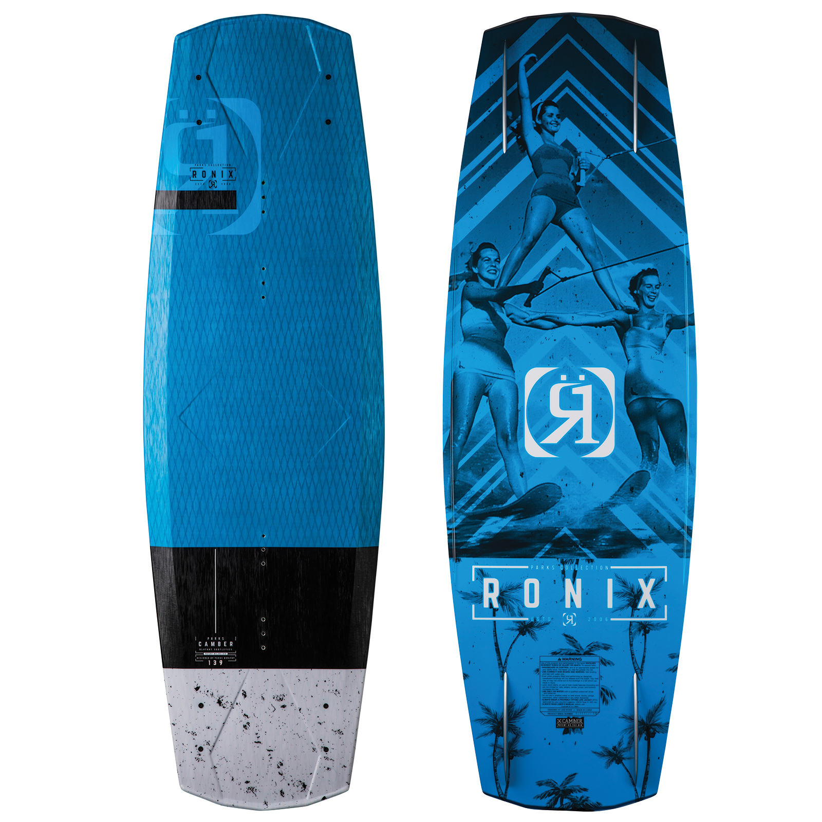 PARKS I-BEAM AIR CORE 3 WAKEBOARD RONIX 2018