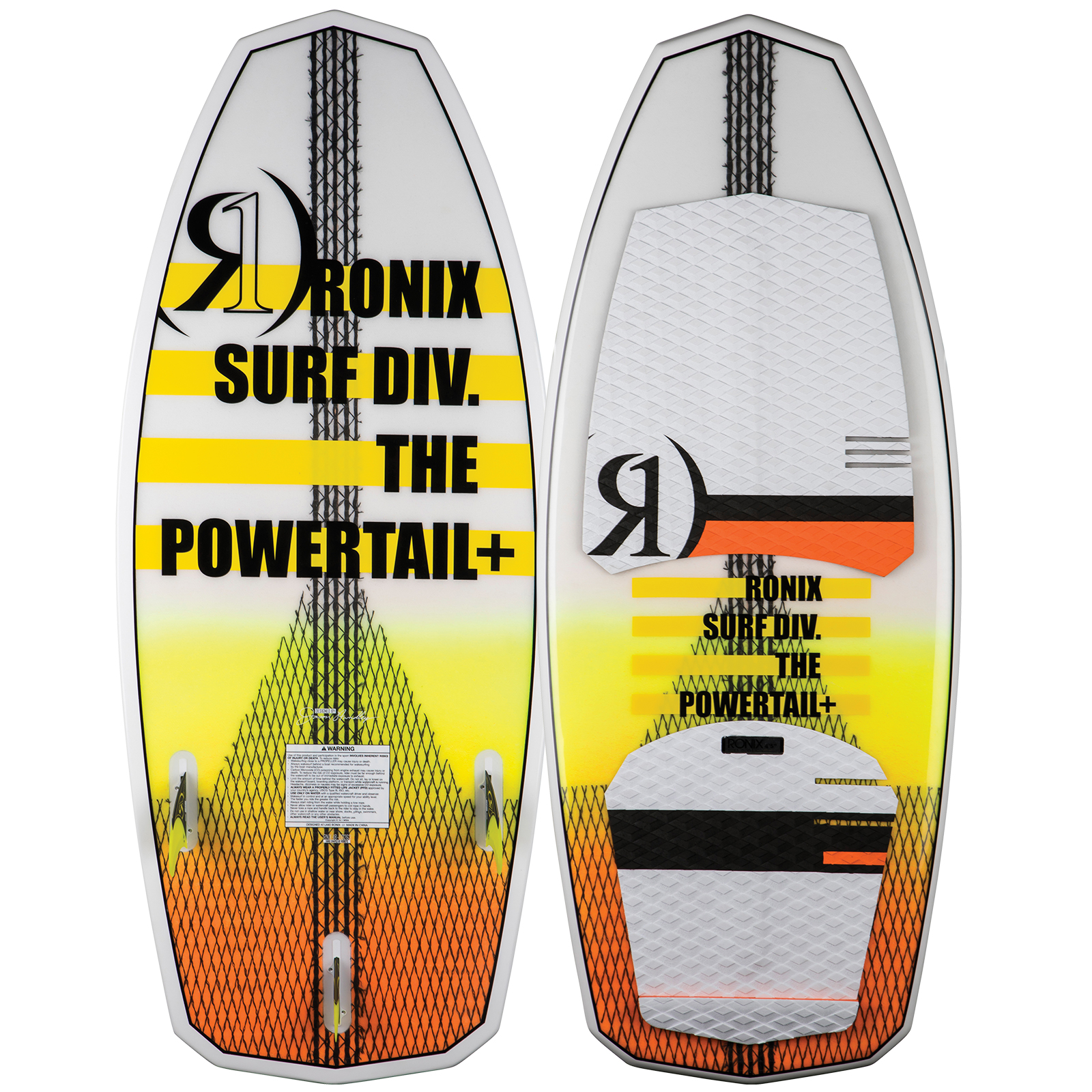 POWERTAIL+ TECHNORA WAKESURFER RONIX 2018