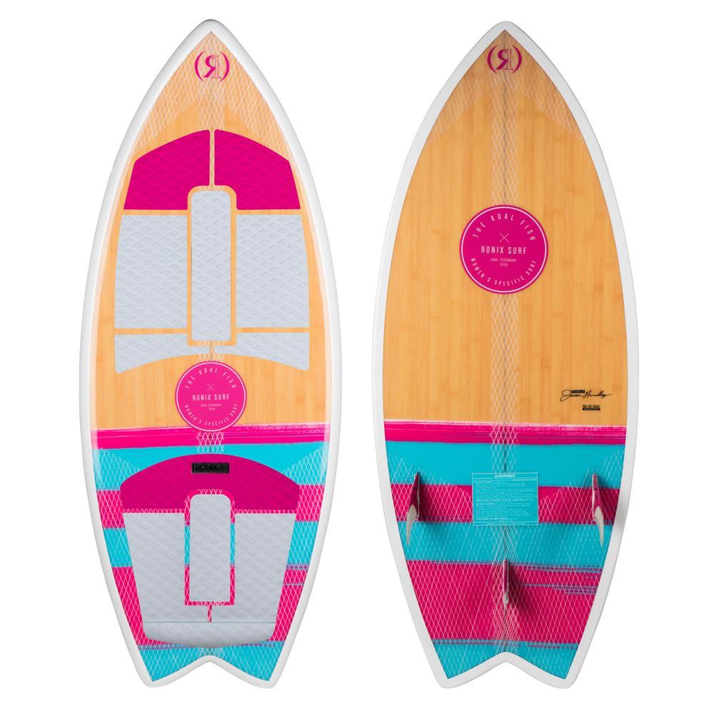 FISH TECHNORA 4.5 WOMEN'S WAKESURFER RONIX 2019