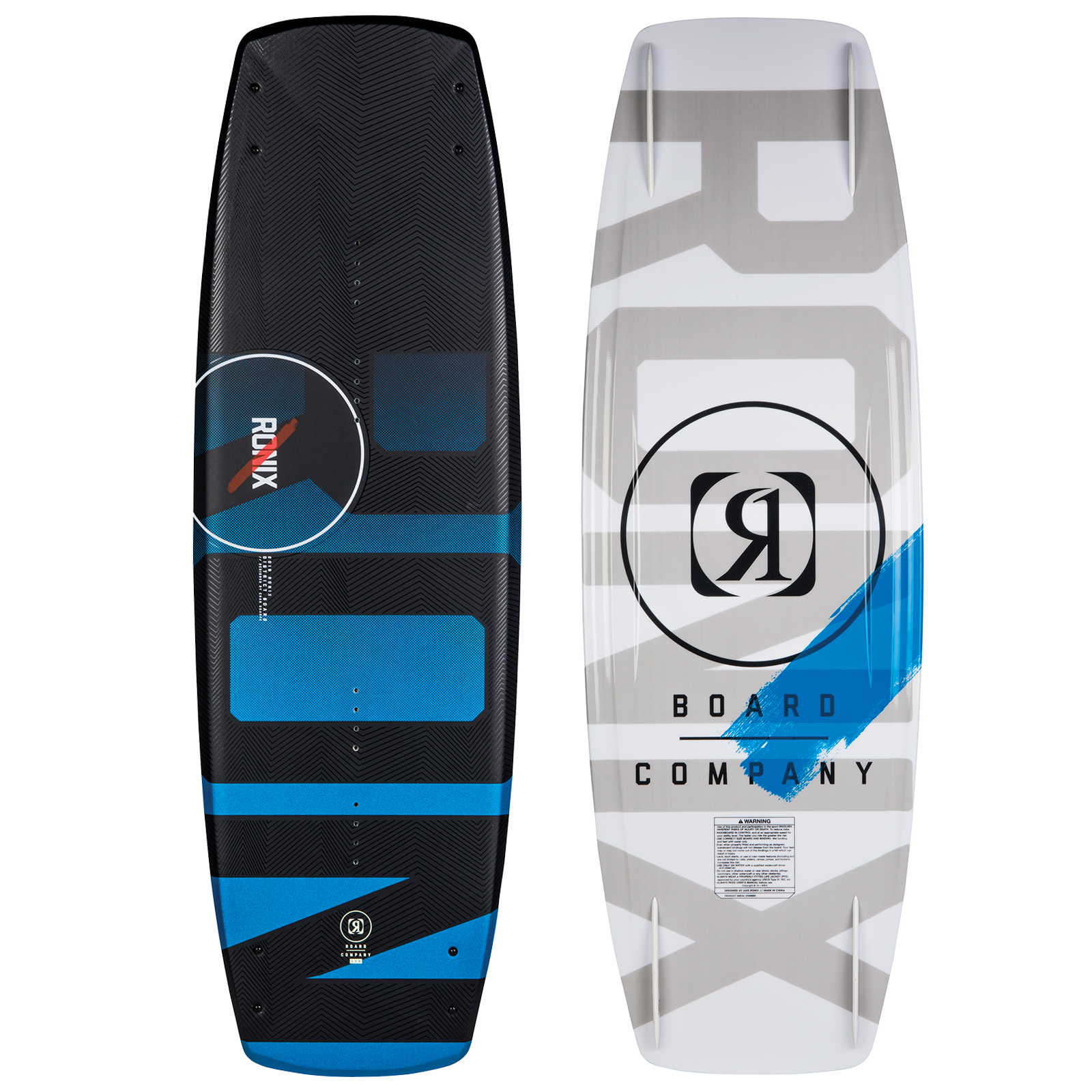 PLACA WAKEBOARD DISTRICT MODELLO 129 JR. WAKEBOARD RONIX 2019