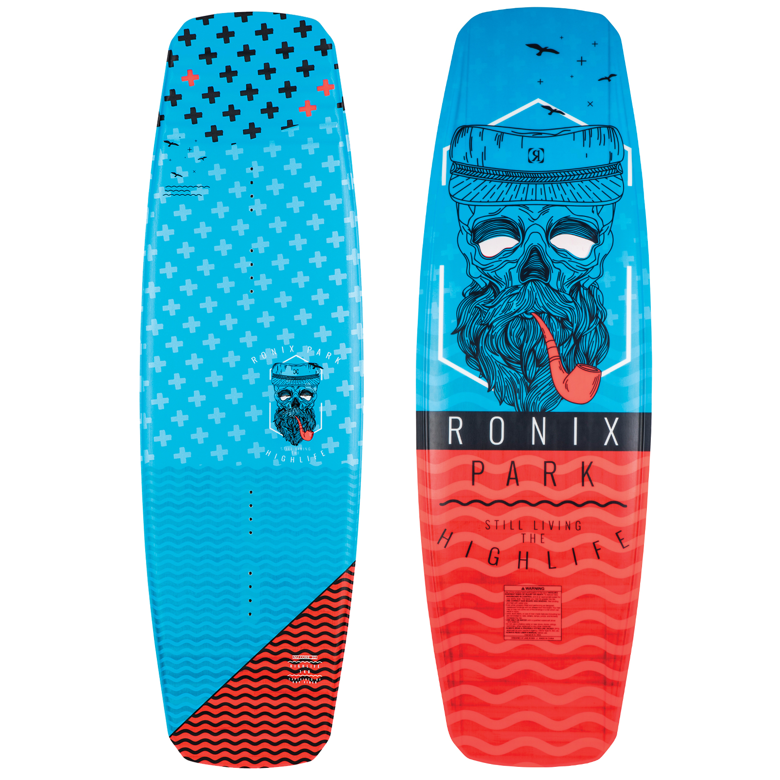 PLACA WAKEBOARD HIGHLIFE FLEXBOX 2 130 JR. WAKEBOARD RONIX 2019