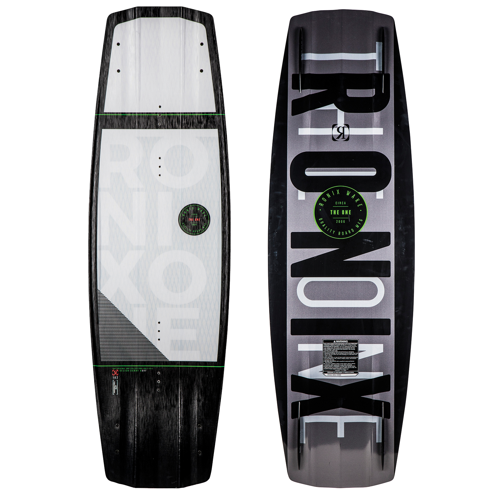 PLACA WAKEBOARD ONE ATR EDITION WAKEBOARD RONIX 2019