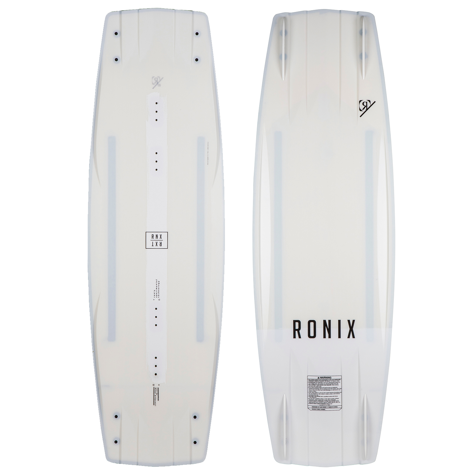 PLACA WAKEBOARD RXT BLACKOUT TECH WAKEBOARD RONIX 2019