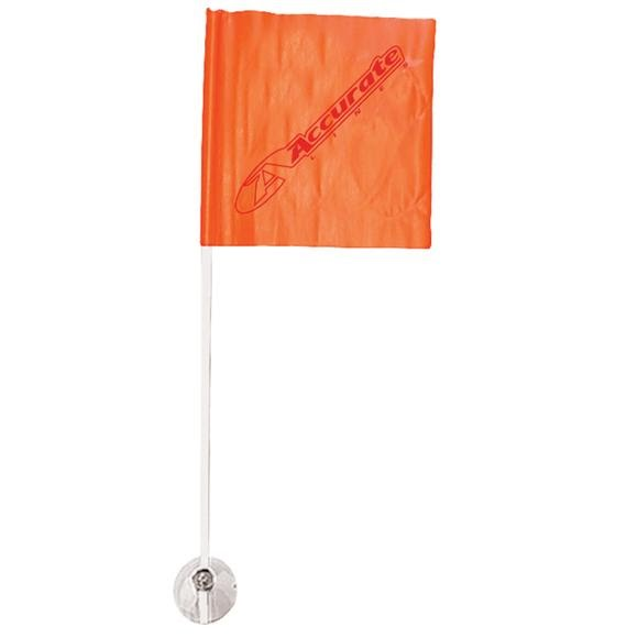 SKIER DOWN FLAG W/ SUCTION HO SPORTS 2019