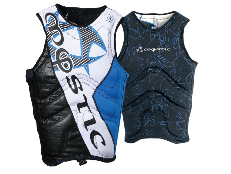 ND TRANSFORM VEST MYSTIC 2018
