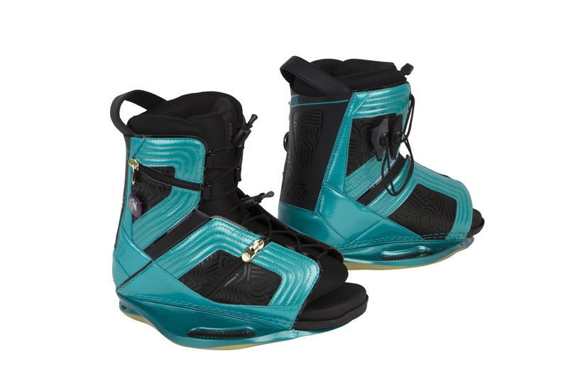 HALO BOOT - METALLIC PEACOCK RONIX 2014