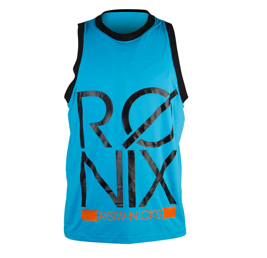 PHONETIC RIDING JERSEY - TANK TOP - AZURE RONIX 2018