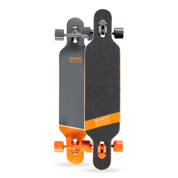 2016 BOB LONGBOARD - ORANGE BRUNOTTI 2015