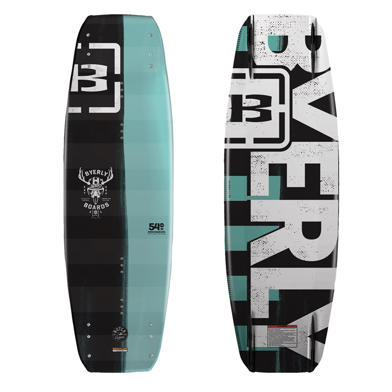 BUCK' WAKEBOARD BYERLY 2015