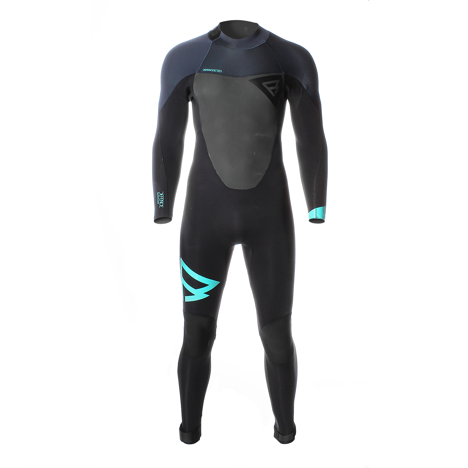 DEFENCE 5/3 D/L MEN WETSUIT MINT BRUNOTTI 2017