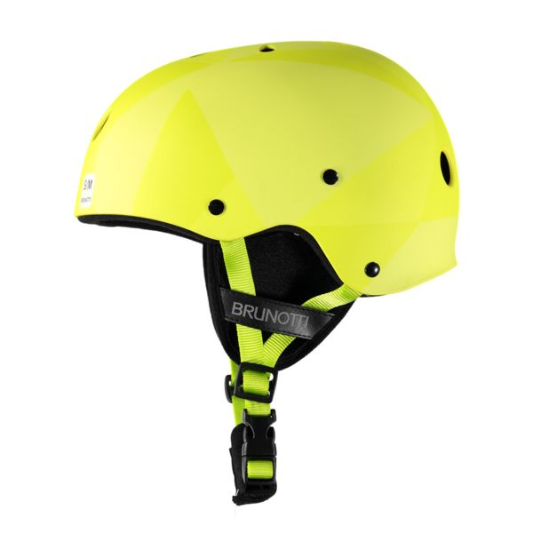 DEFENCE HELMET YELLOW BRUNOTTI 2018