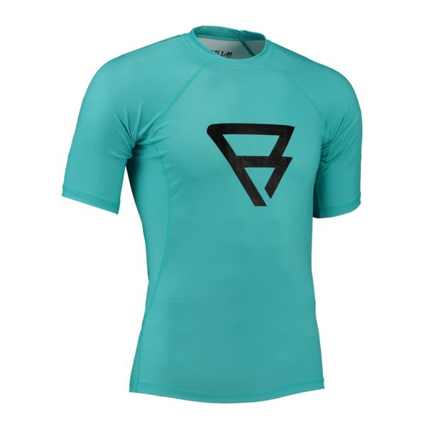DEFENCE RASHGUARD S/S MEN MINT BRUNOTTI 2017