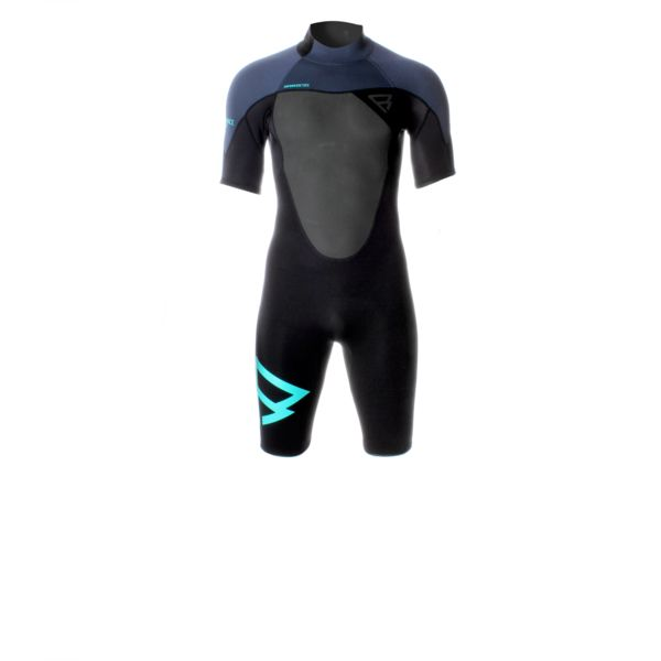 DEFENCE SHORTY 3/2 D/L MEN WETSUIT MINT BRUNOTTI 2017