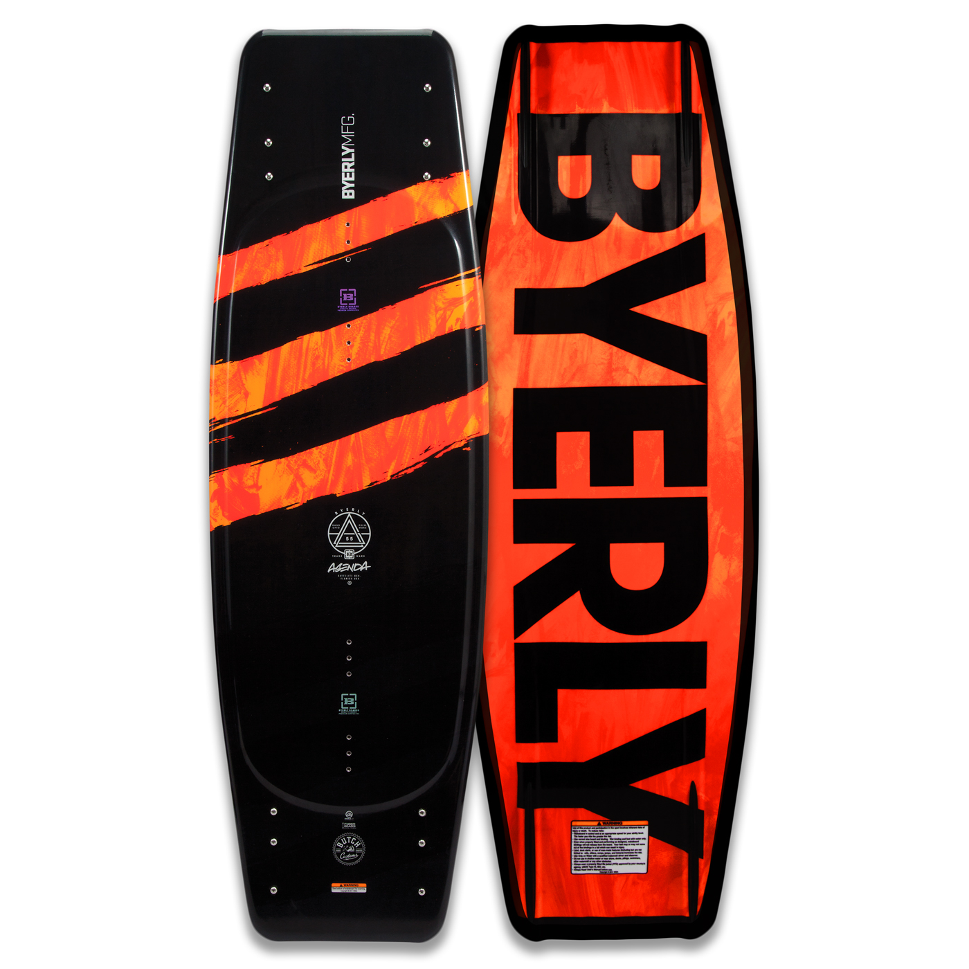 AGENDA WAKEBOARD BYERLY 2016