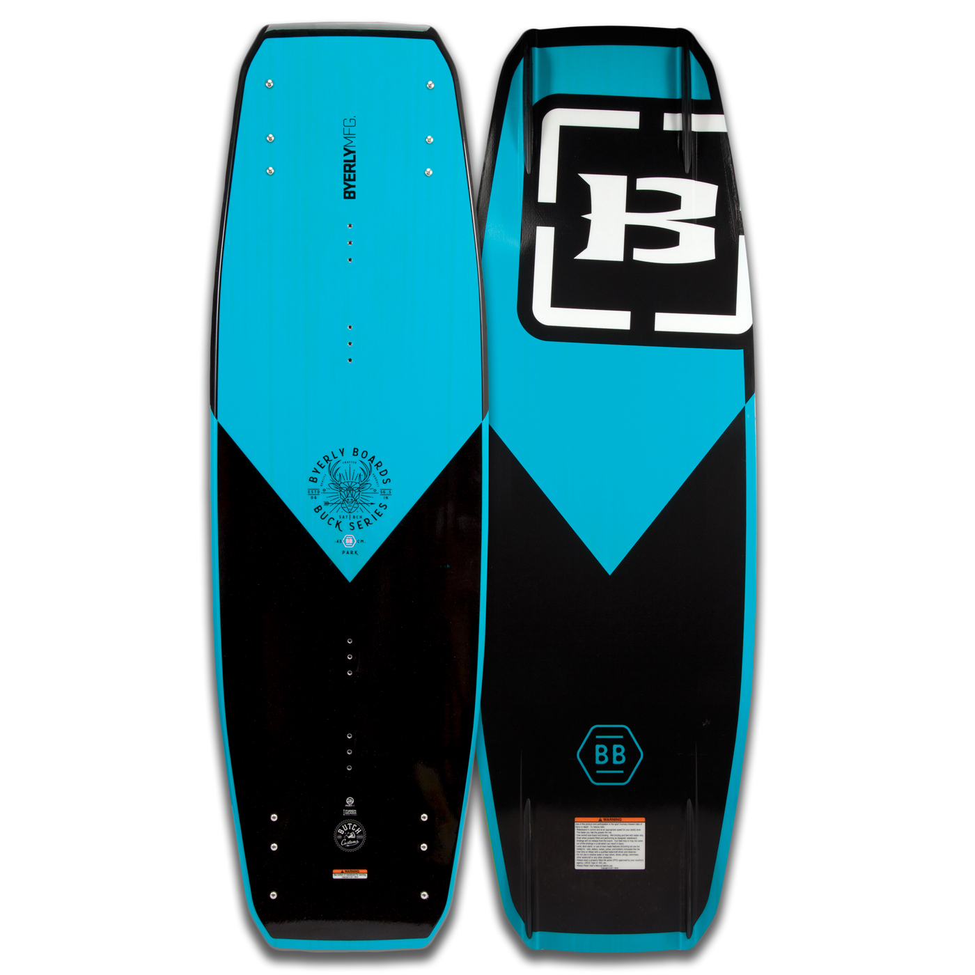 BUCK FLEX WAKEBOARD BYERLY 2016
