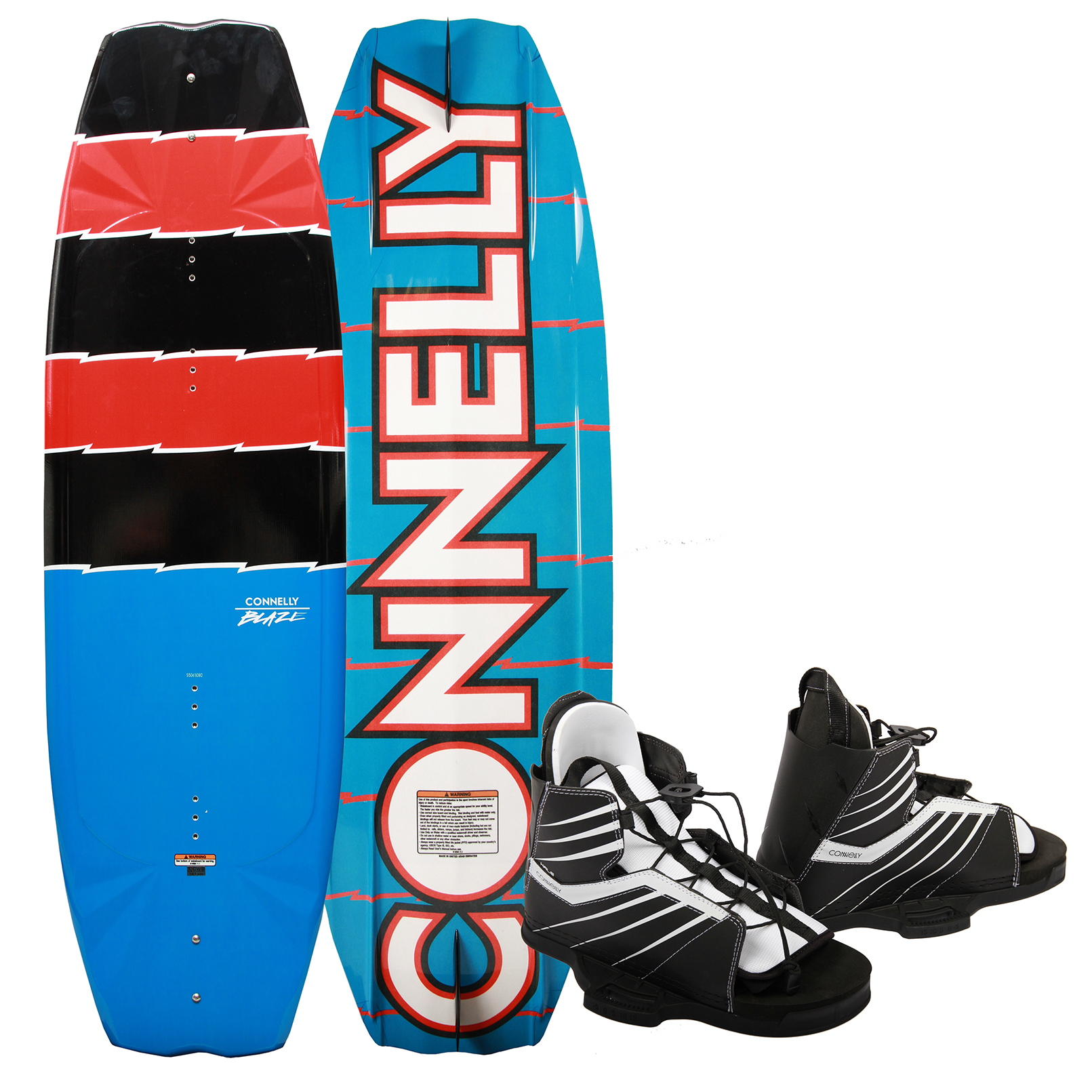 2016 BLAZE 140 W/HALE BOOT ONE SIZE FITS MOST CONNELLY 2015