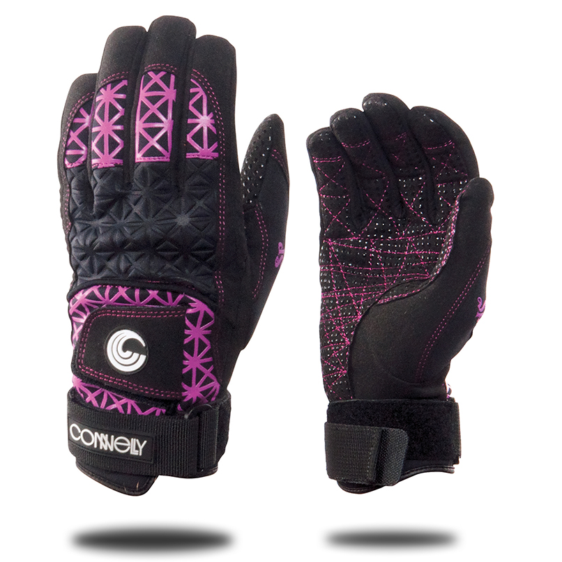 WOMENS SP GLOVE - PINK CONNELLY 2017