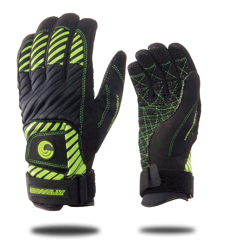 MENS TOURNAMENT GLOVES - GREEN CONNELLY 2017