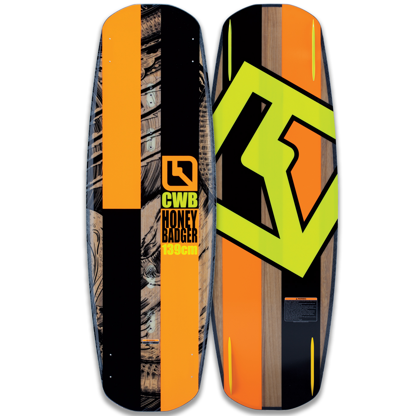 HONEY BADGER WAKEBOARD CWB 2017