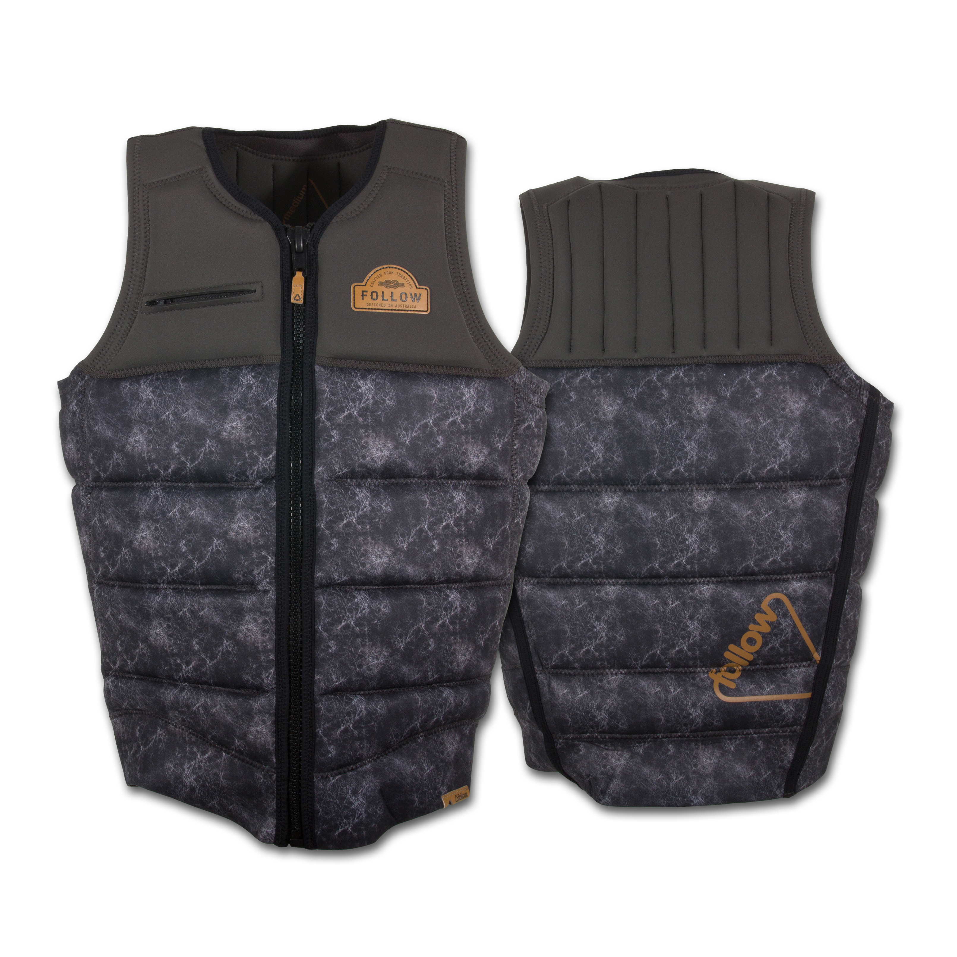 BP PRO IMPACT VEST BLACK FOLLOW 2016