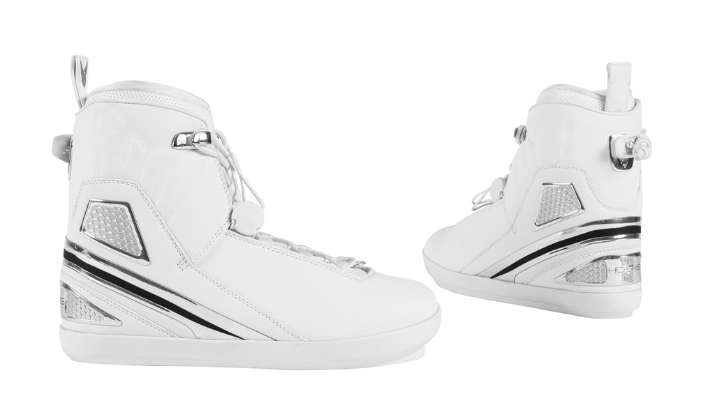 VMAX LEFT BOOT - WHITE HO SPORTS 2016