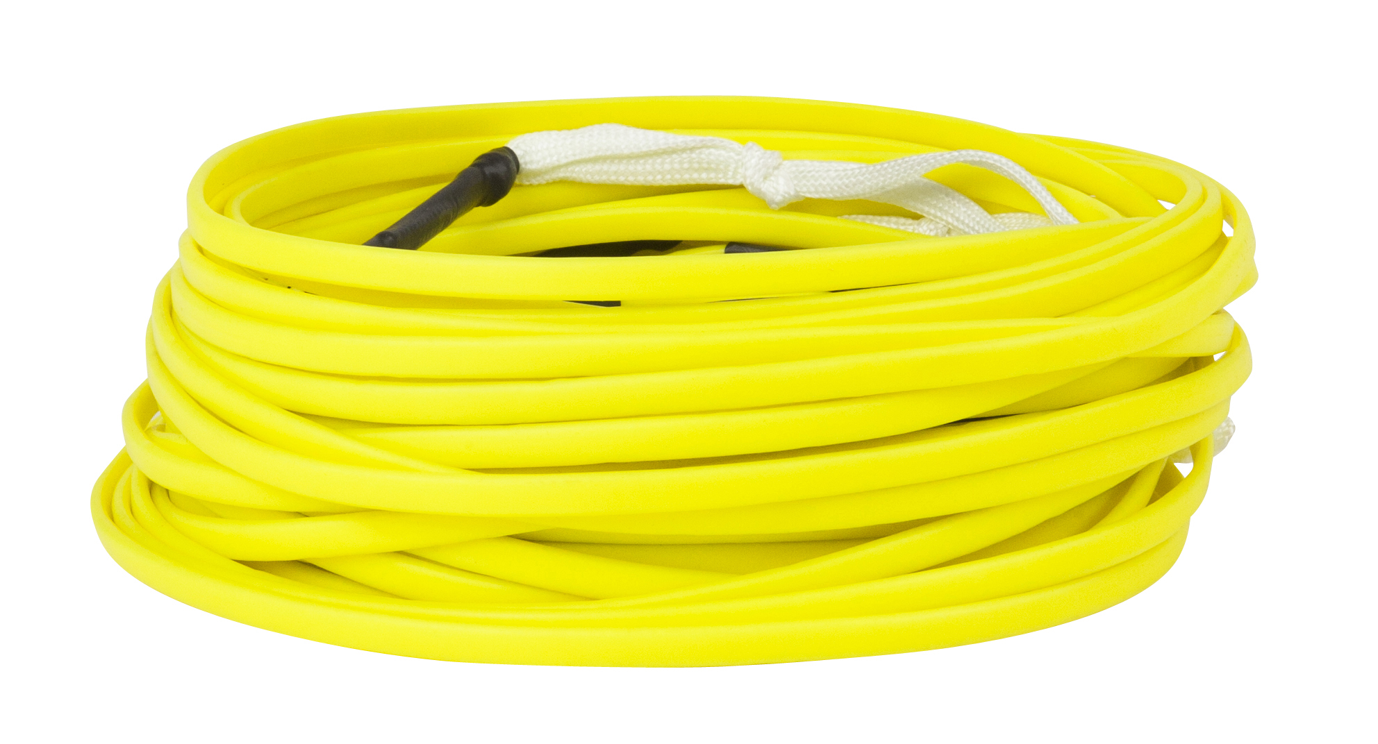 80 FT SILICONE FLAT MAINLINE YELLOW HYPERLITE 2017
