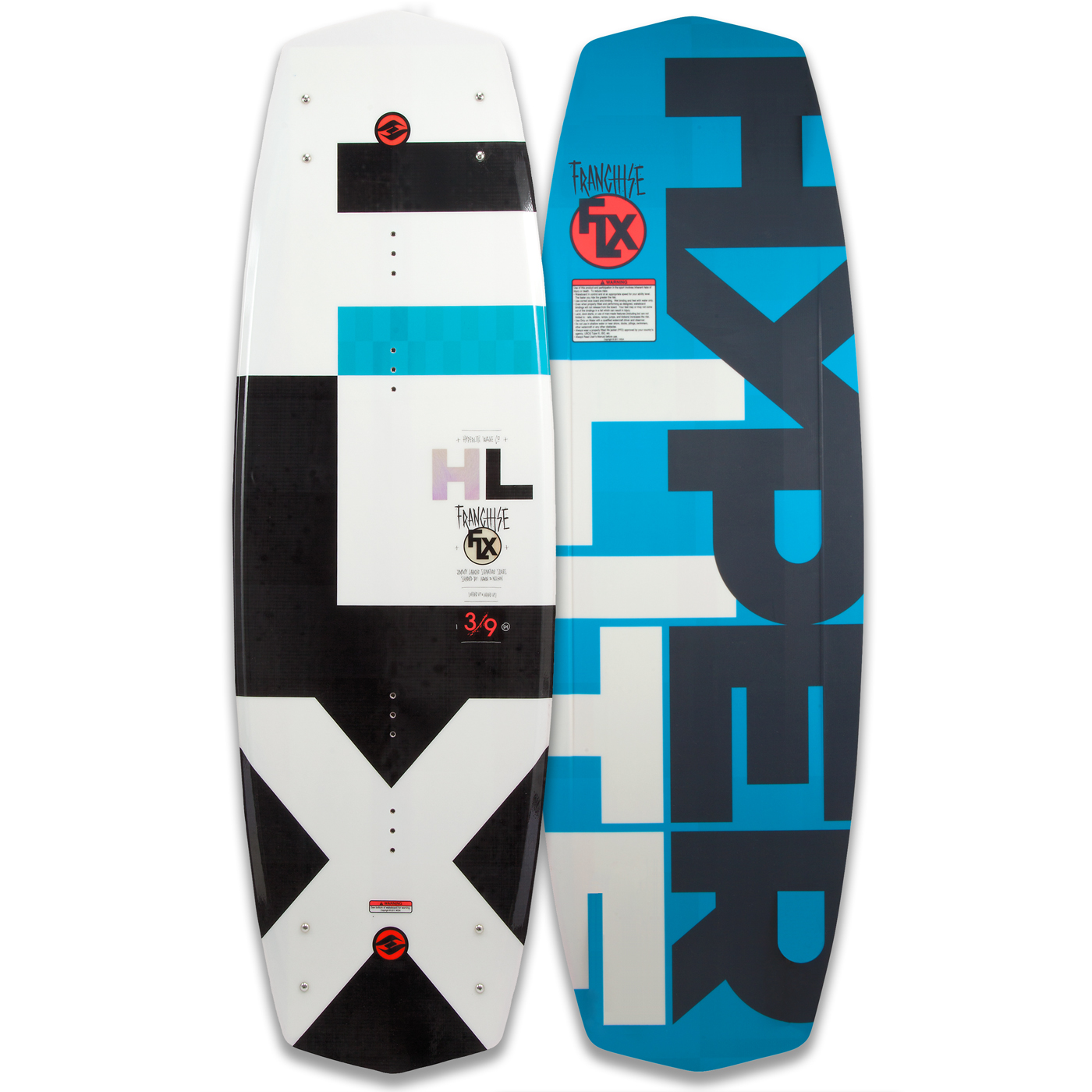 FRANCHISE FLX 128 JR. WAKEBOARD HYPERLITE 2016