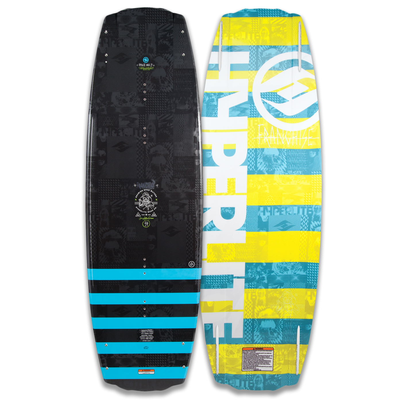 FRANCHISE 128 JR. WAKEBOARD HYPERLITE 2016
